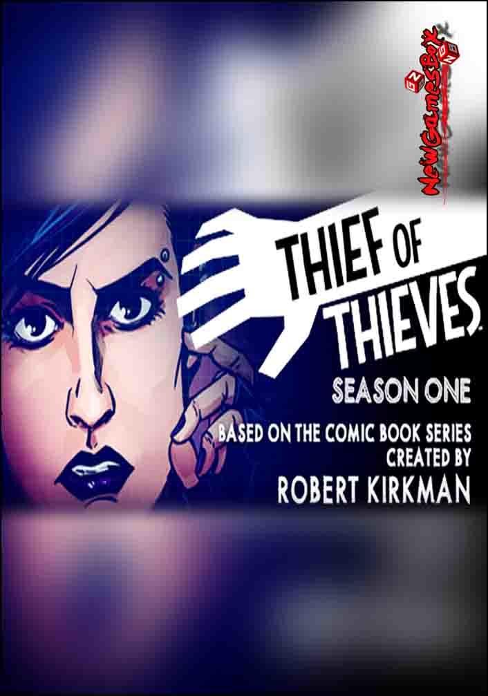 Thief of Thieves Season One Free Download