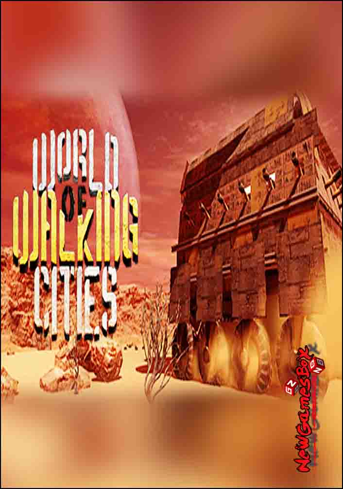 World Of Walking Cities Free Download