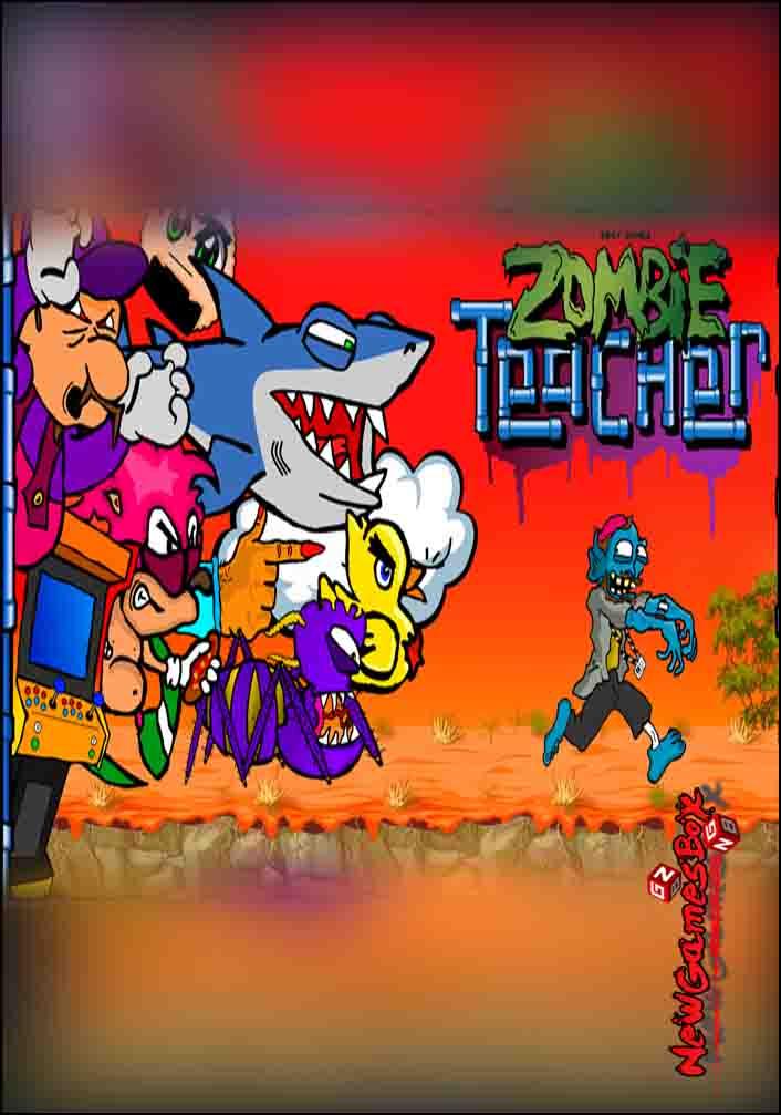 Zombie Teacher Free Download