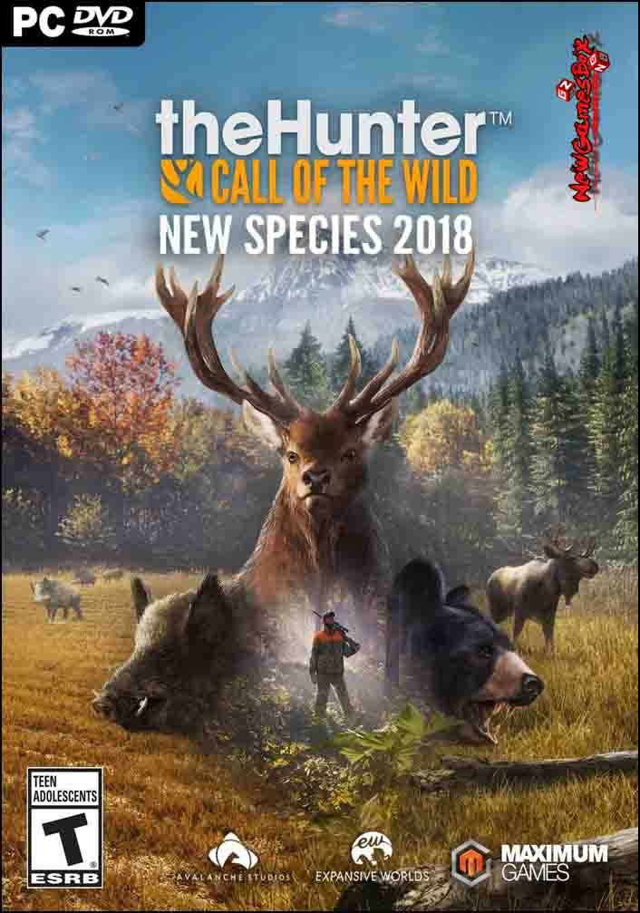 theHunter Call of the Wild New Species 2018 Free Download