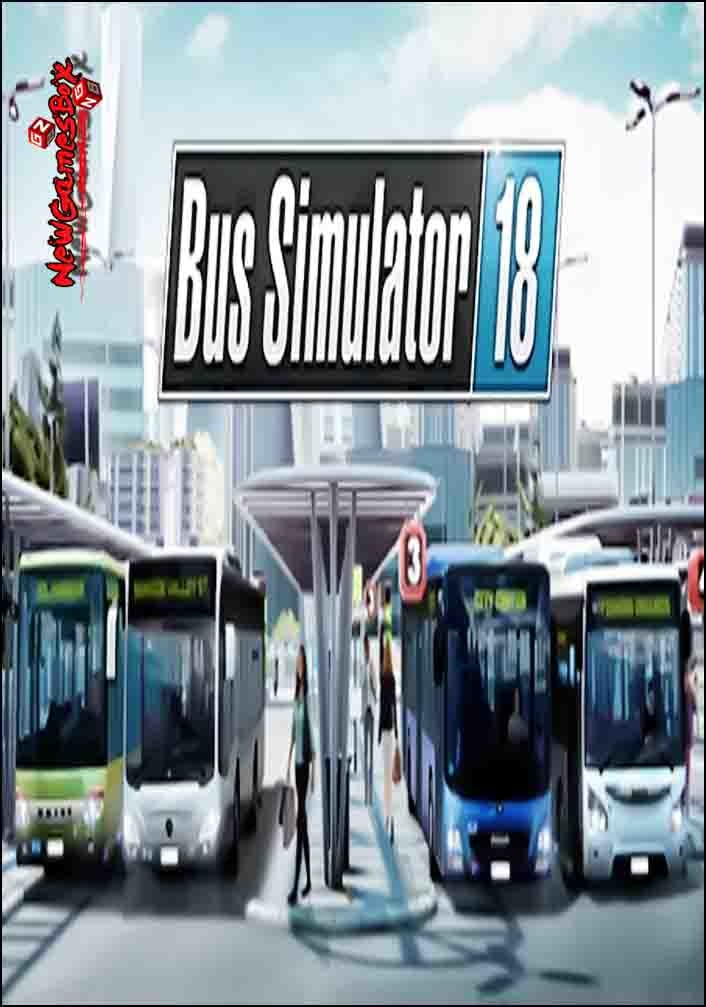 Bus Simulator 18 Free Download
