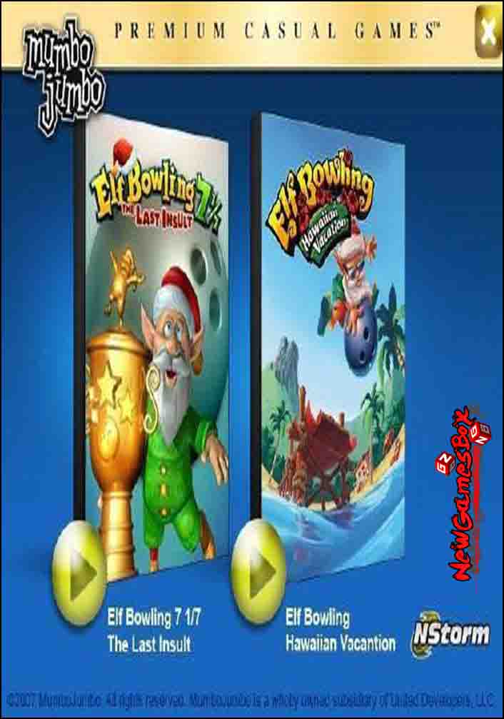 Elf Bowling Holiday Pack Free Download
