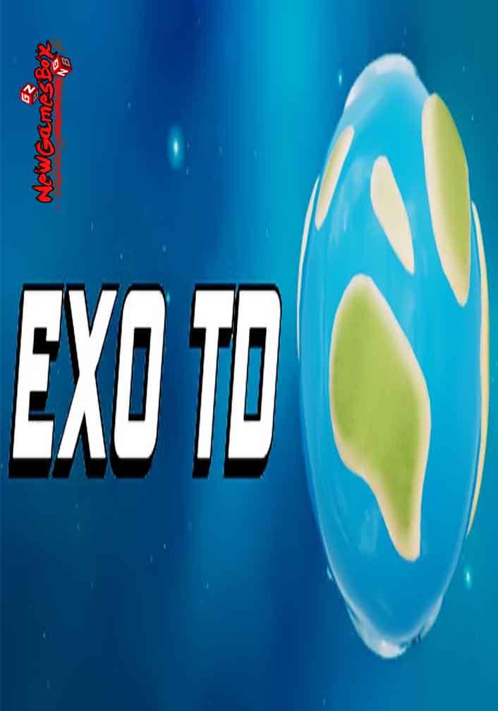 Exo TD Free Download Full Version Crack PC Game Setup