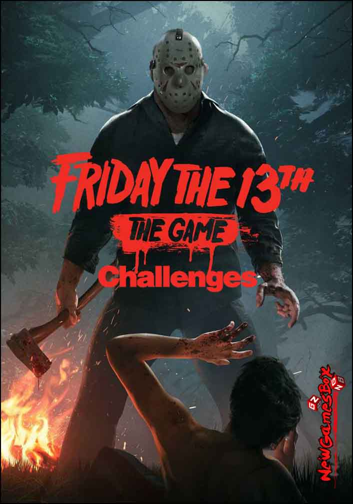 Friday The 13th The Game Challenges Free Download