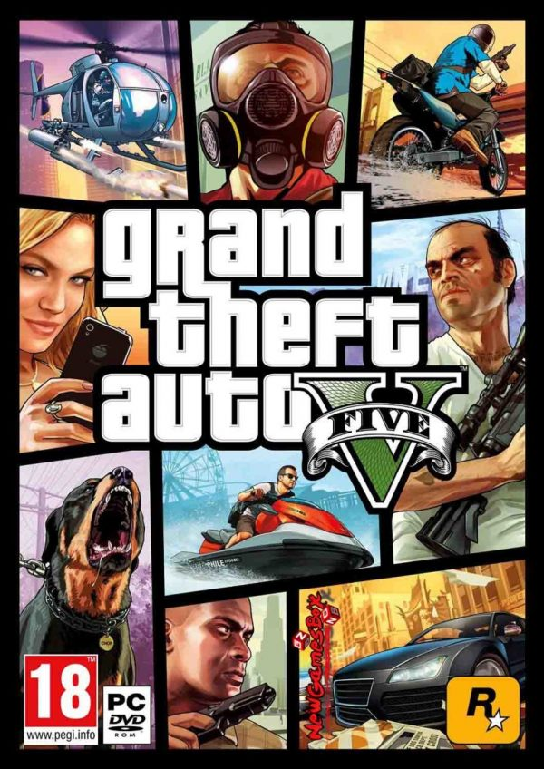 GTA 5 Download Free PC Game