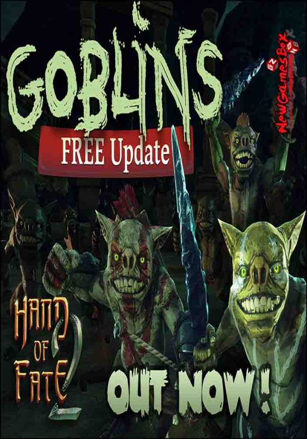 Hand Of Fate 2 Goblins Free Download