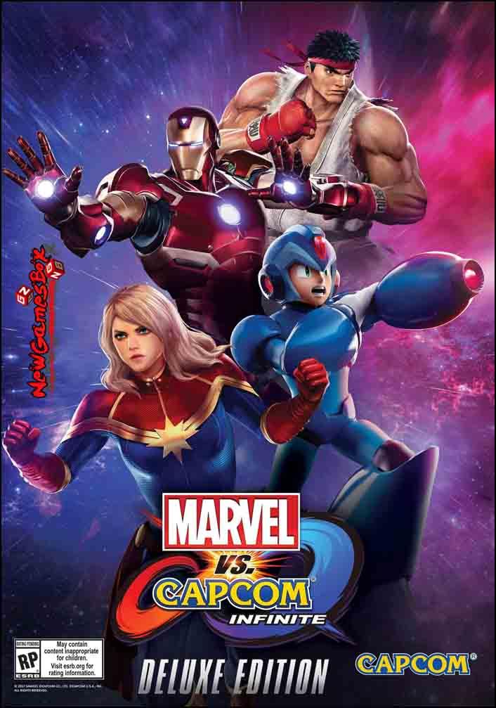 Marvel Vs Capcom Infinite Deluxe Edition Free Download