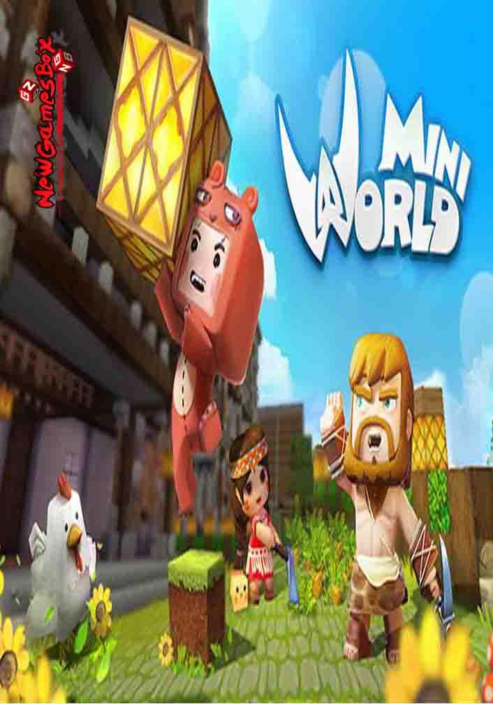 Block World Free >> Mini World Block Art Free Download Full Version Pc Setup