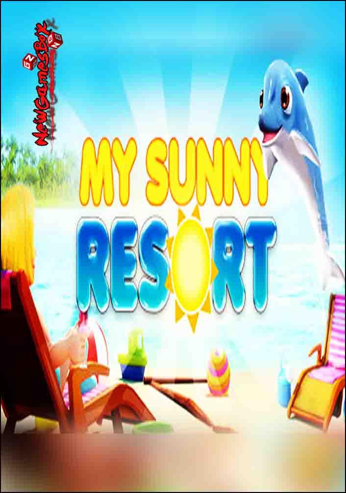 my sunny resort download