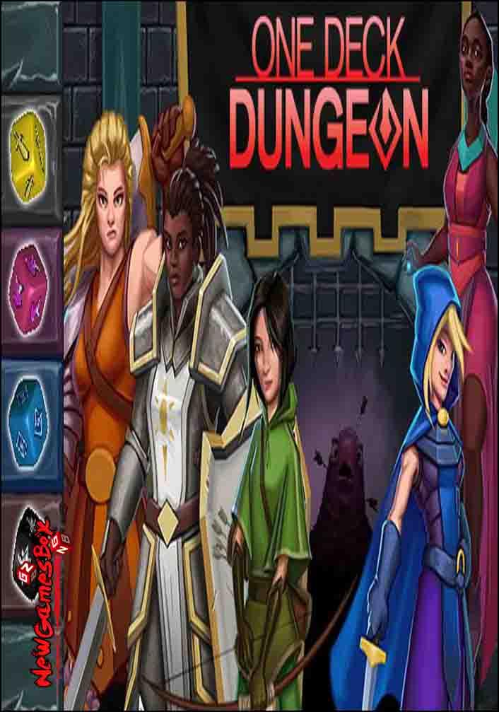 One Deck Dungeon Free Download Full Version Pc Game Setup