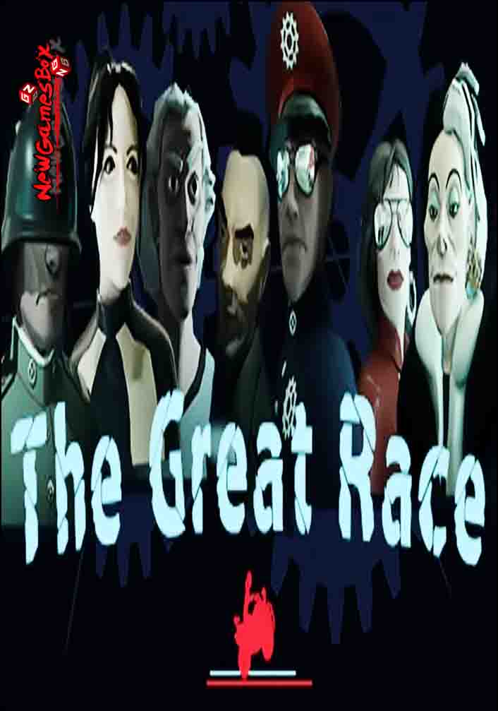Resultado de imagen para the great race game