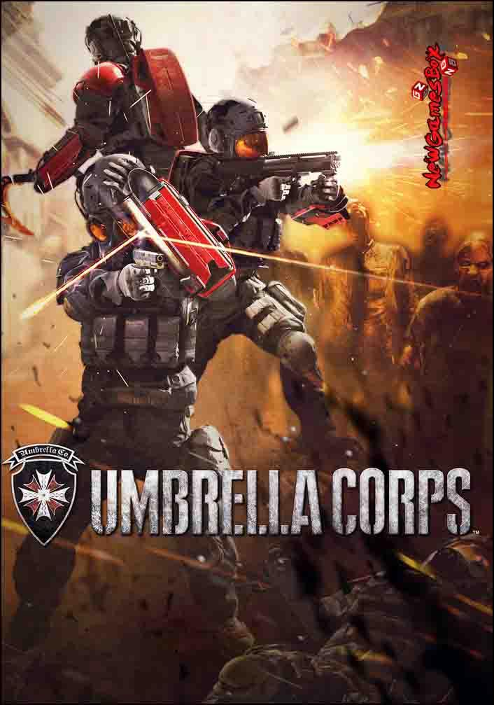 Umbrella Corps Download Free