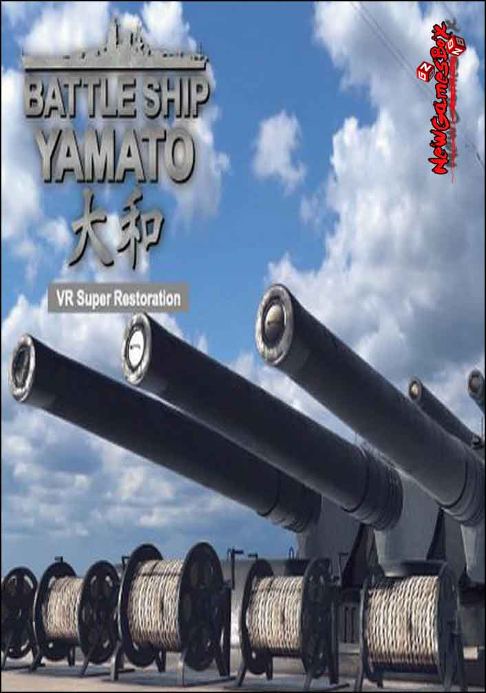 VR Battleship YAMATO Free Download