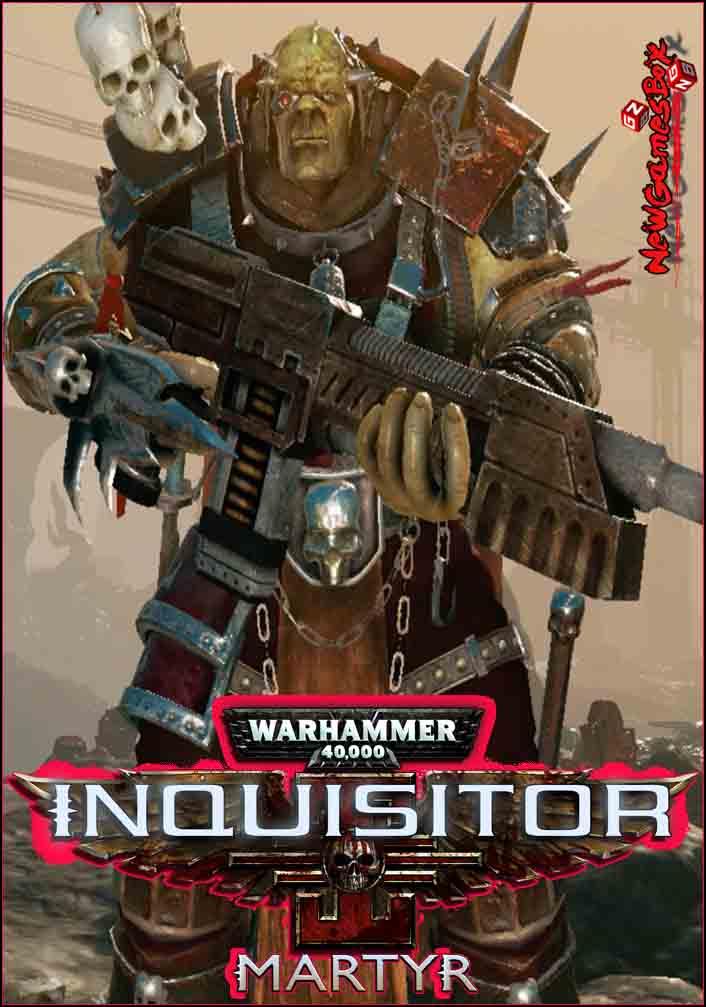 Warhammer 40000 Inquisitor Martyr Free Download