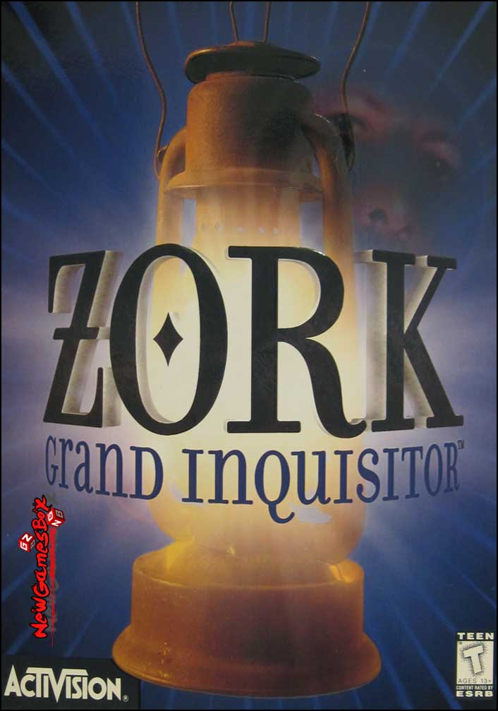 Zork Grand Inquisitor Free Download Full PC Game Setup