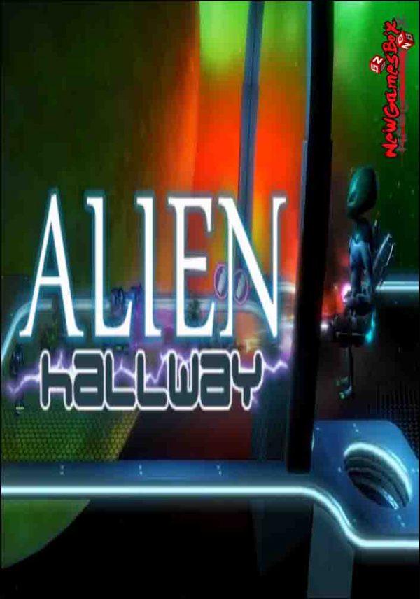 Alien Hallway Free Download
