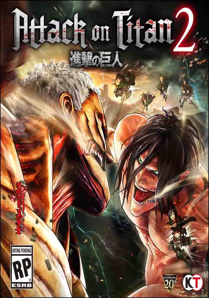 Attack On Titan 2 Download PC Game Free Full Version Setup