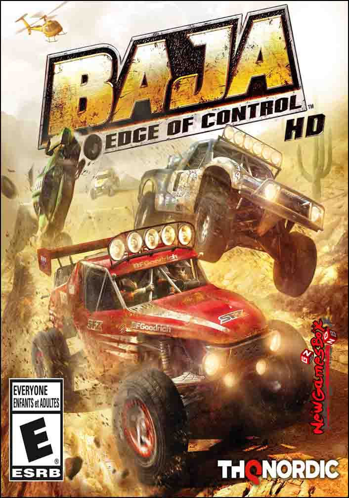 BAJA Edge of Control HD Download PC Game