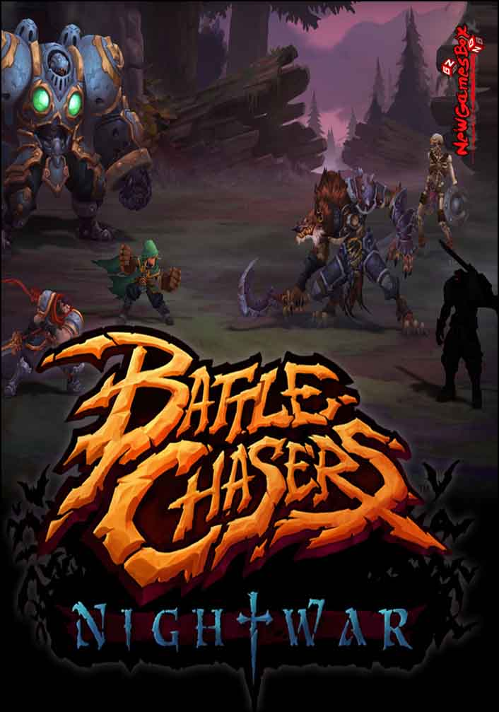 Battle Chasers Nightwar Download PC Game