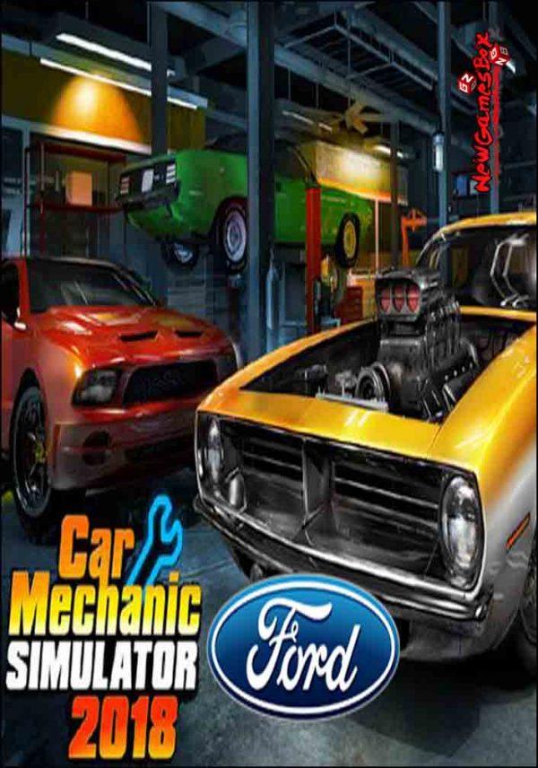 Car Mechanic Simulator 2018 Ford Free Download