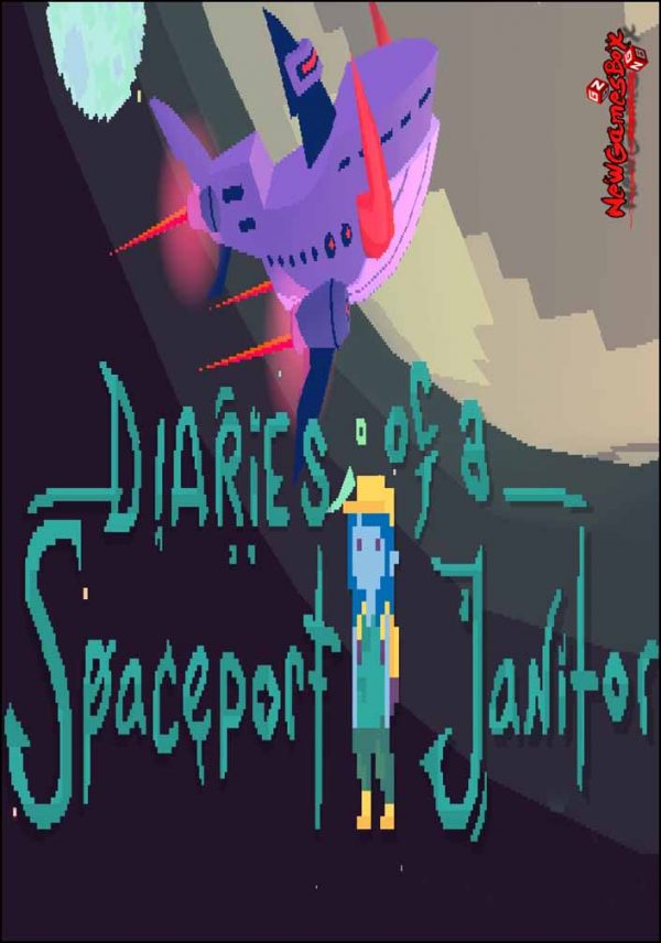 Diaries of a Spaceport Janitor Download PC Free