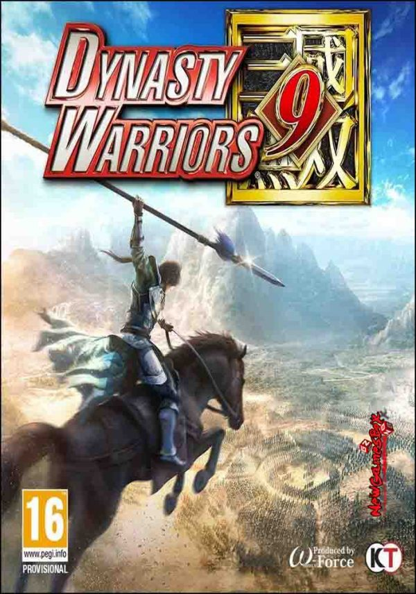 Dynasty Warriors 9 Download PC Game