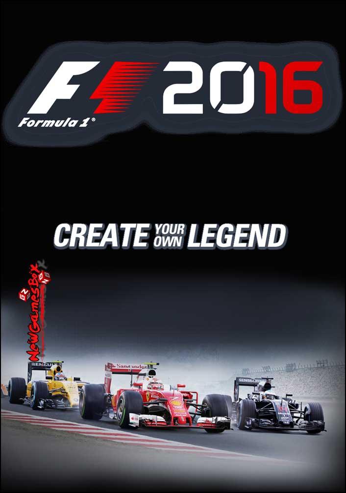 F1 2016 Download Free PC Game