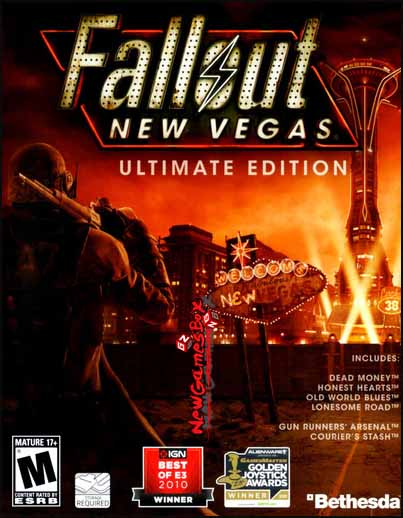 Fallout New Vegas Download PC