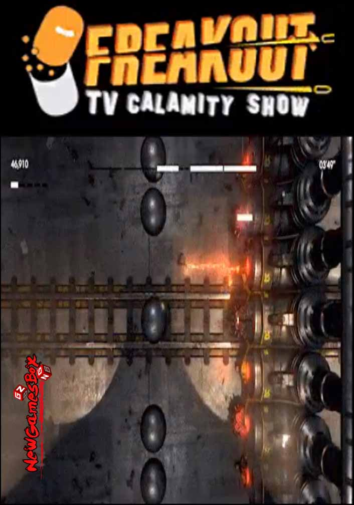 Freakout TV Calamity Show Free Download