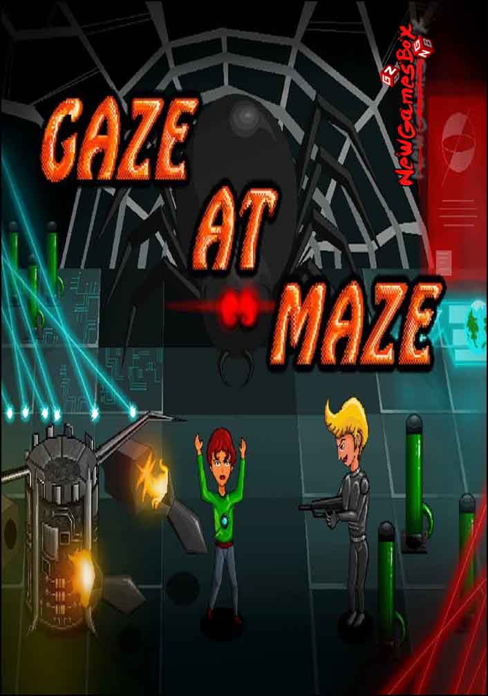 Gaze At Maze Free Download