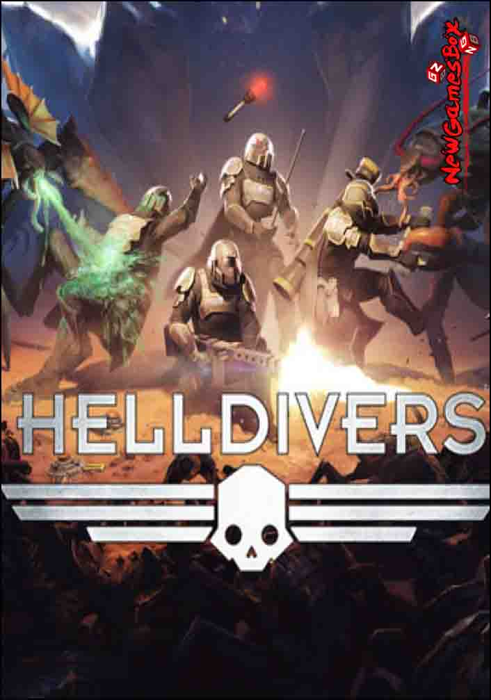 HELLDIVERS Free Download