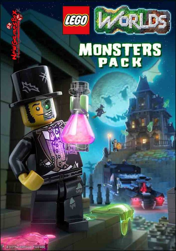 LEGO Worlds Monster Download PC Game