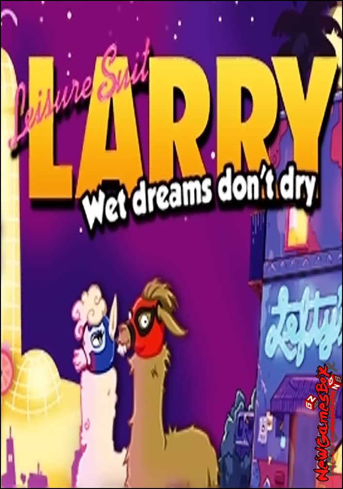 Leisure Suit Larry Wet Dreams Dont Dry Free Download