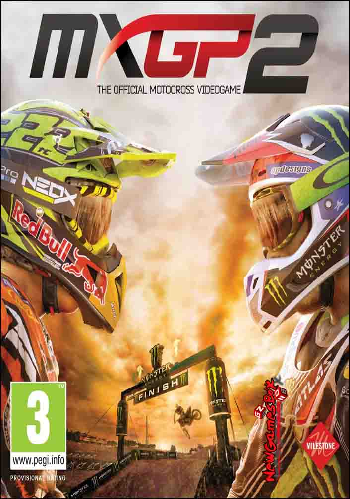 MXGP2 The Official Motocross Videogame Download PC Free