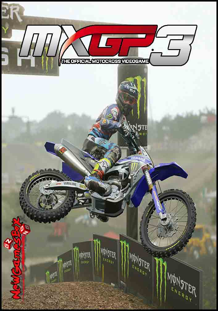 MXGP3 The Official Motocross Videogame Download PC