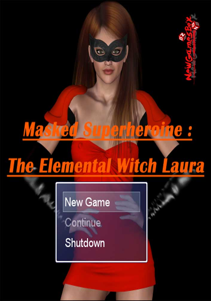 Masked Superheroine The Elemental Witch Laura Free Download