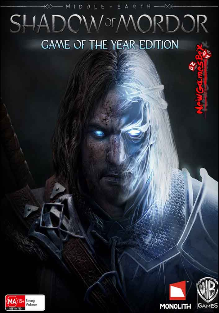 Middle Earth Shadow of Mordor GOTY Edition Download PC