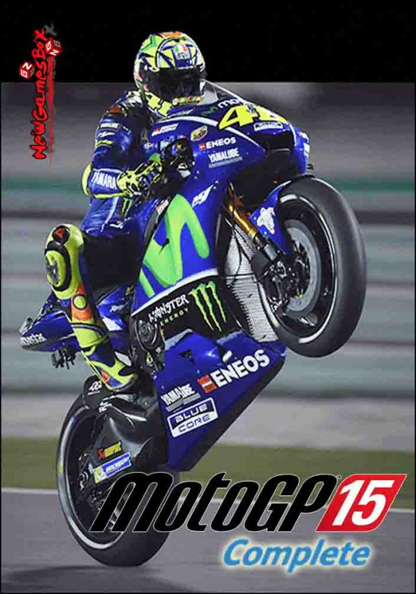 MotoGP 15 Complete Download PC