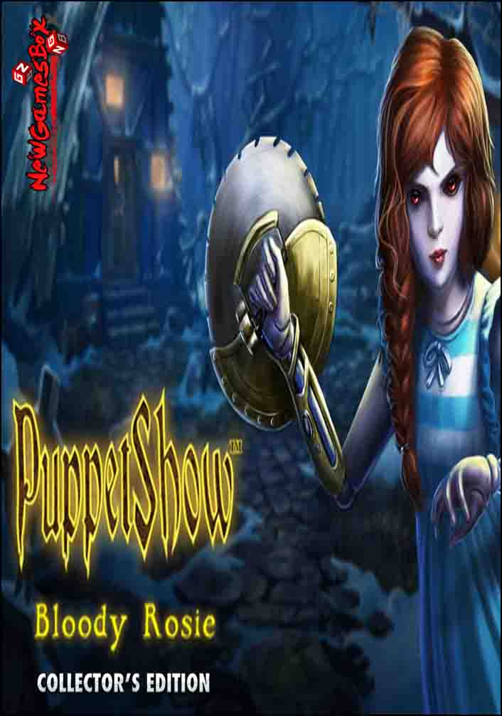 PuppetShow Bloody Rosie Free Download
