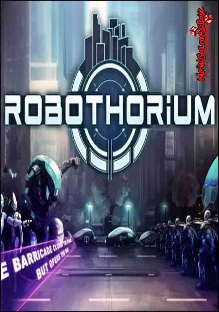 Robothorium Scifi Dungeon Crawler Free Download PC Setup