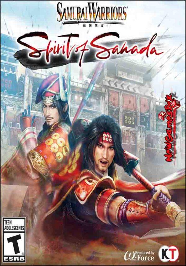 Samurai Warriors Spirit Of Sanada Download PC Game