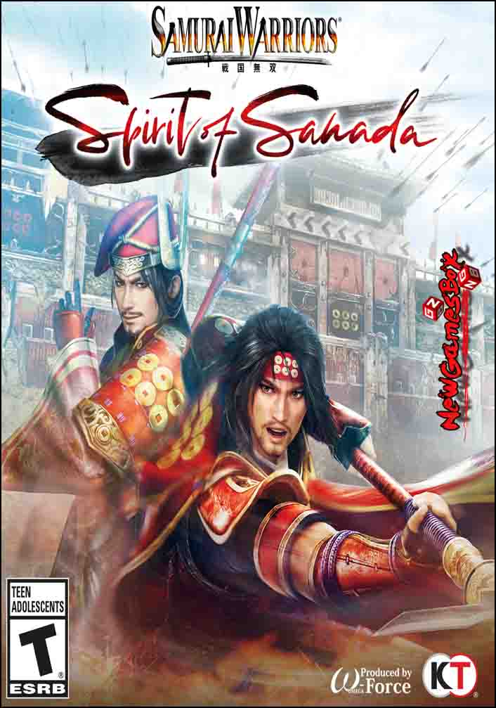 Samurai Warriors Spirit Of Sanada Download PC Game