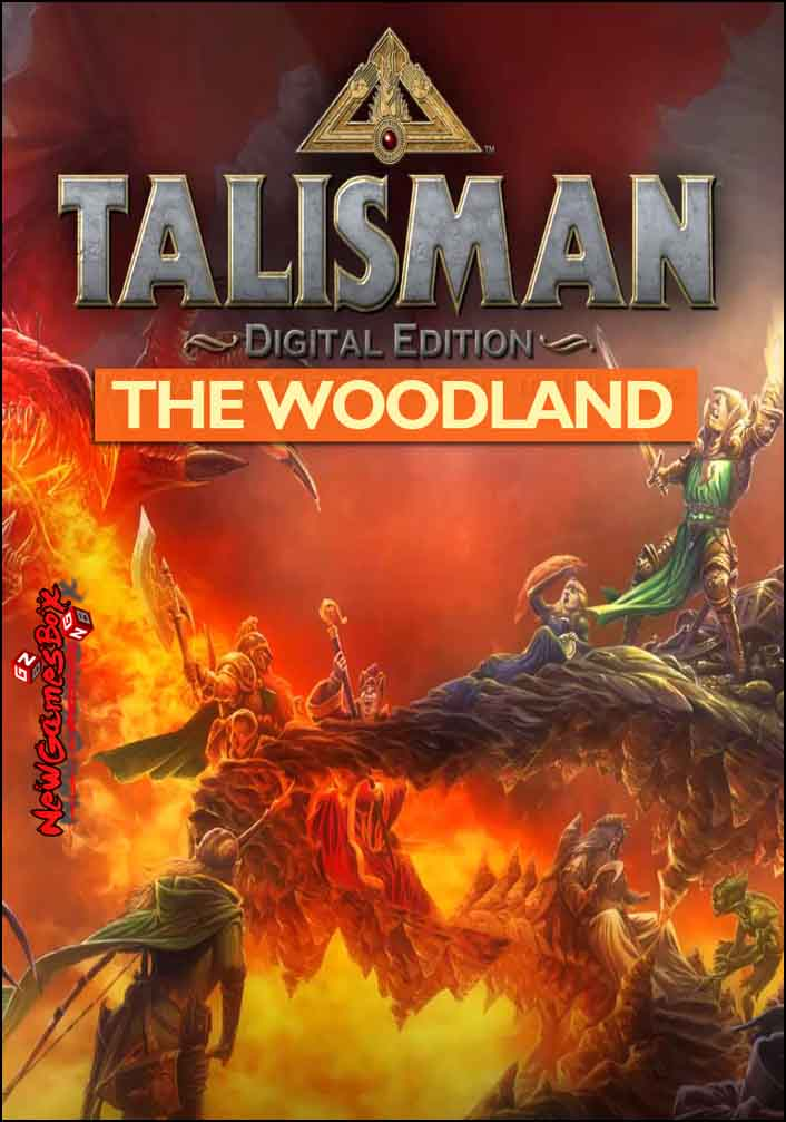 Talisman Digital Edition The Woodland Free Download
