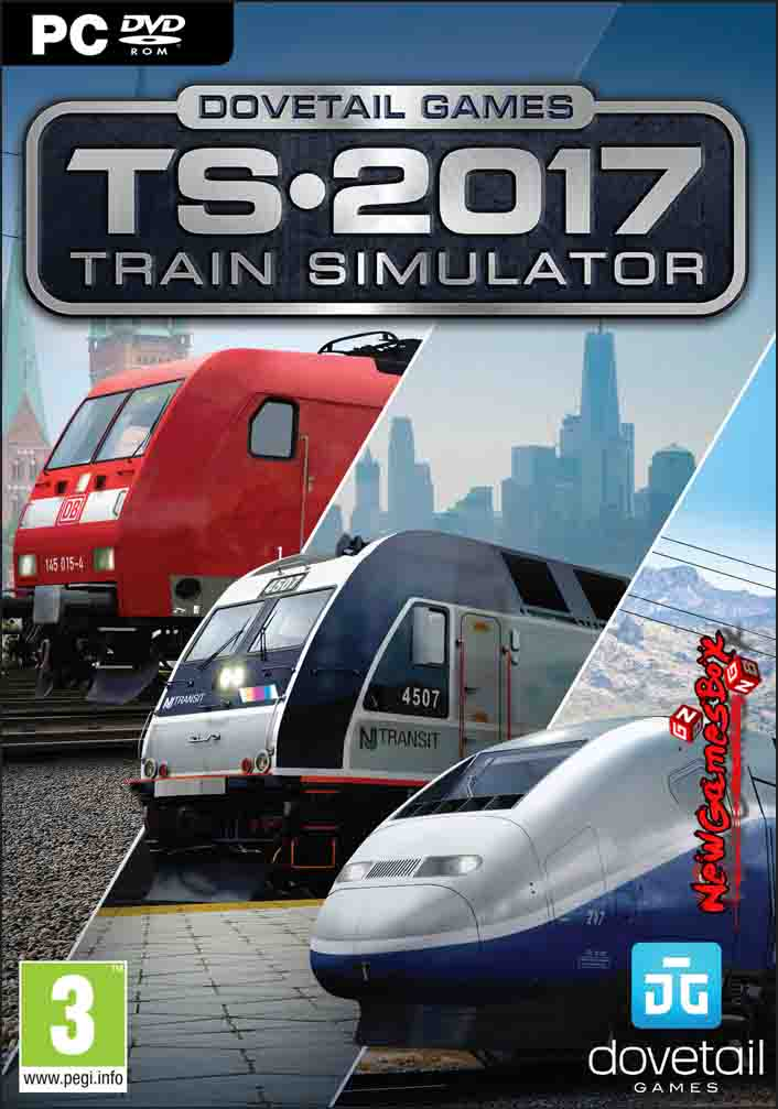 Train Simulator 2017 Download PC Game