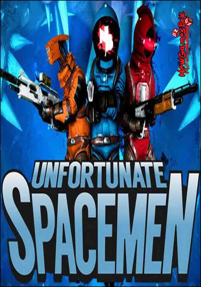 Unfortunate Spacemen Free Download