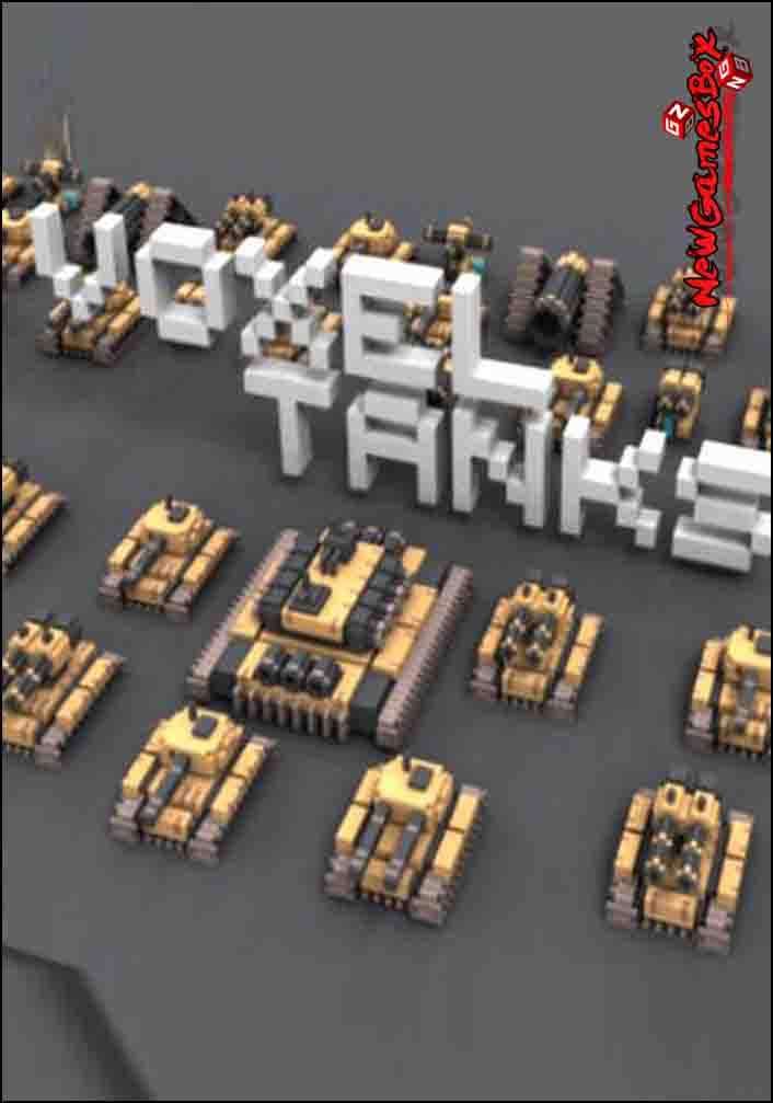 Voxel Tanks Free Download
