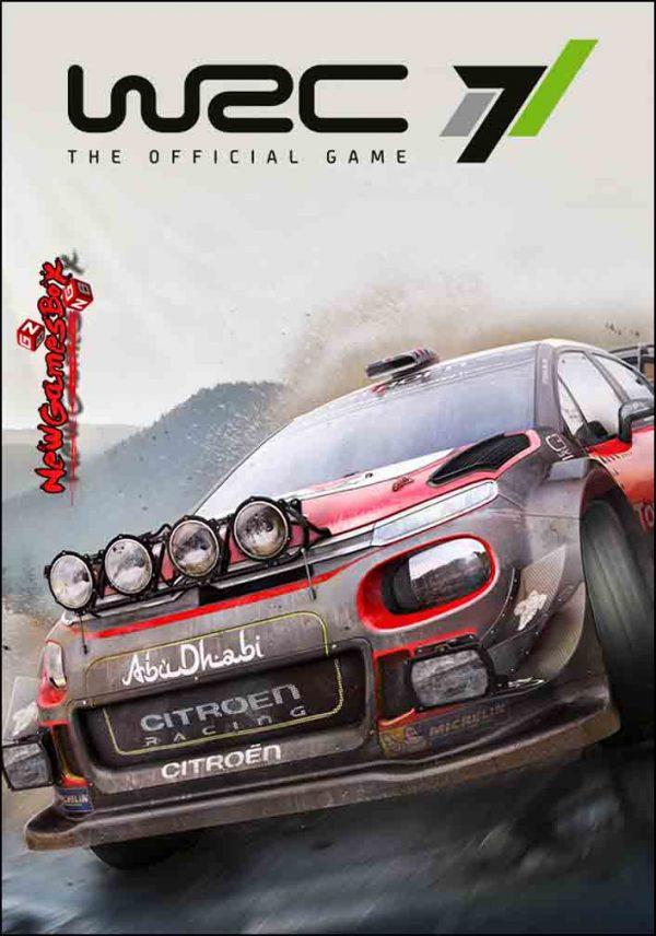 WRC 7 FIA World Rally Championship Download PC