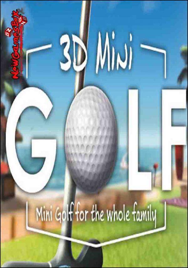 3D MiniGolf Free Download