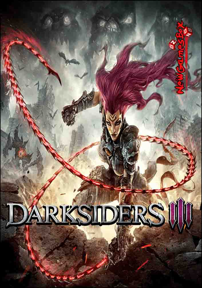 Darksiders 3 Free Download