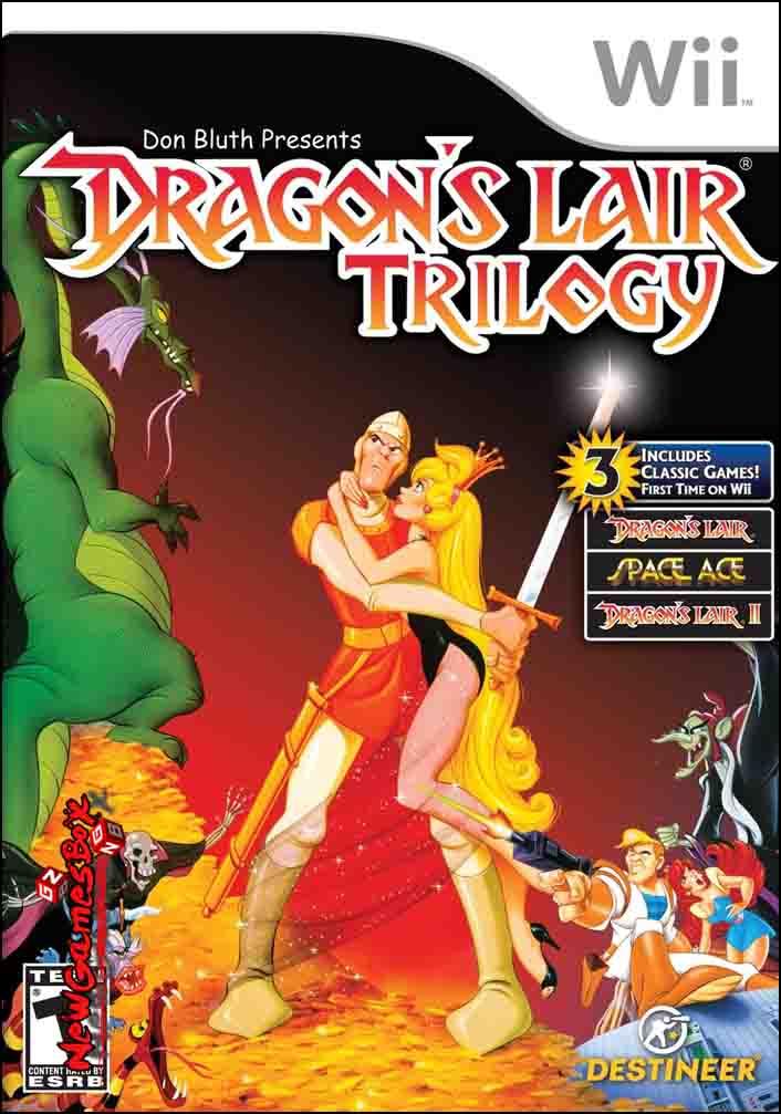 Dragons Lair Trilogy Free Download